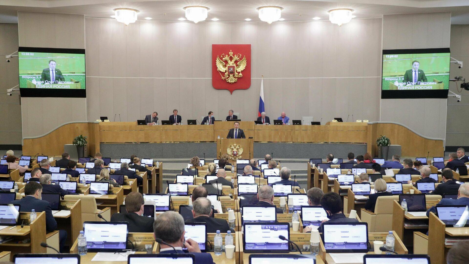 В Госдуме готовят инициативы против вмешательства в выборы