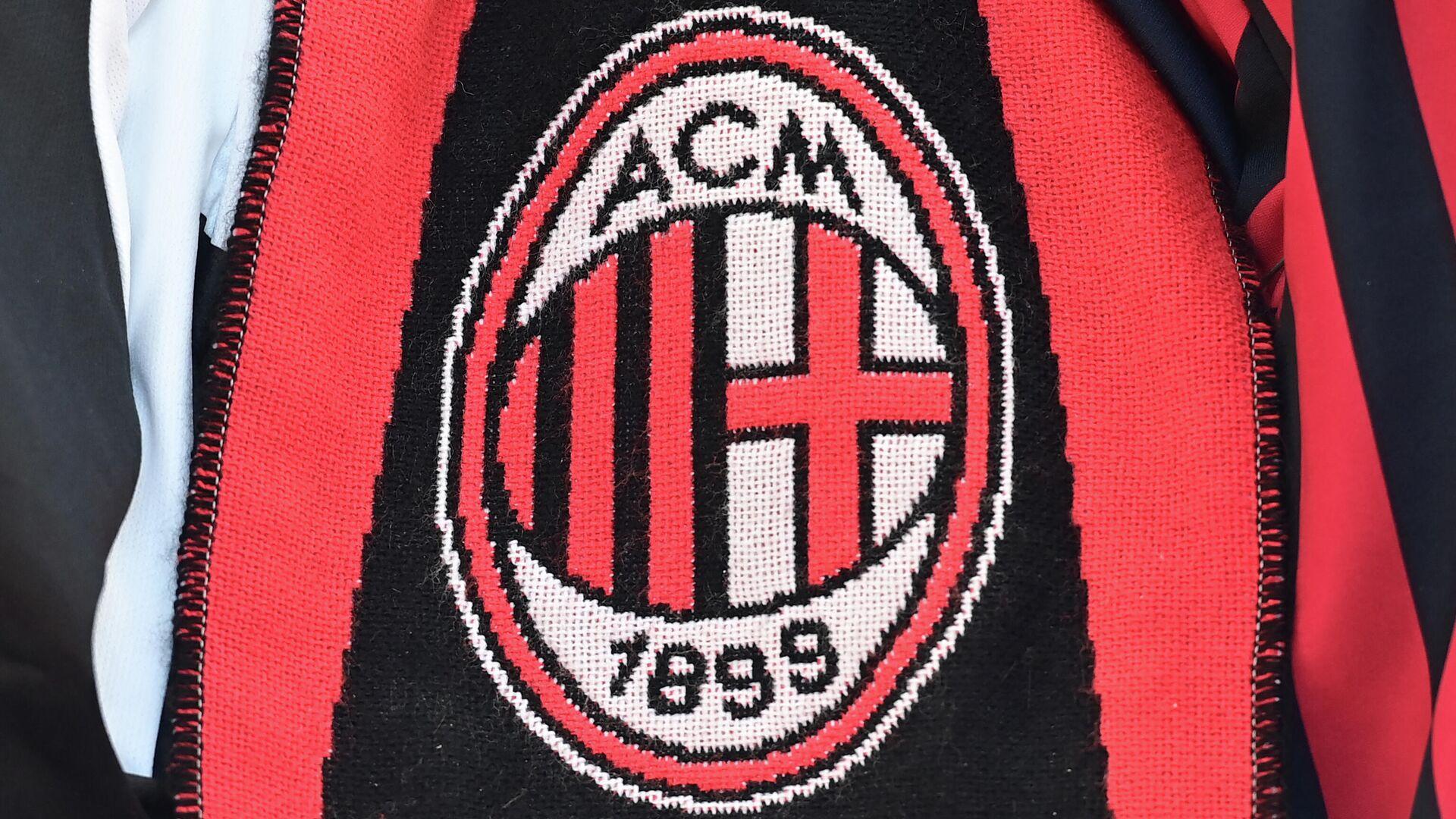 Эмблема футбольного клуба Милан - РИА Новости, 1920, 21.04.2021