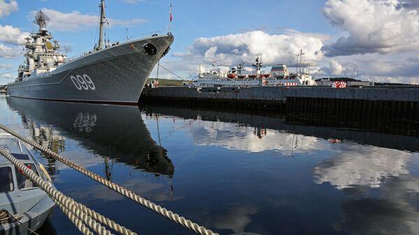 В Арктике начались учения Северного флота