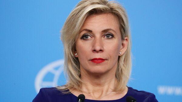 Захарова прокомментировала планы США по новым санкциям против России