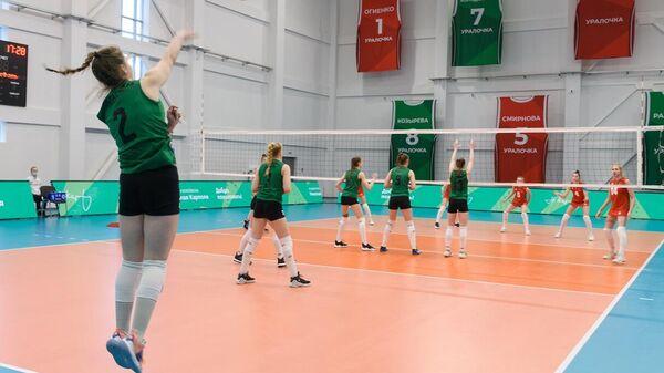 Первый построенный объект Универсиады – Академия волейбола имени Николая Карполя
