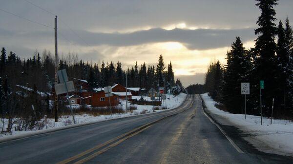 Аляска: поселения потомков первых русских поселенцев