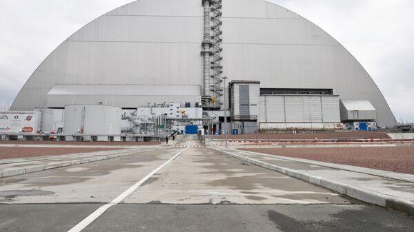 Зона отчуждения Чернобыльской АЭС