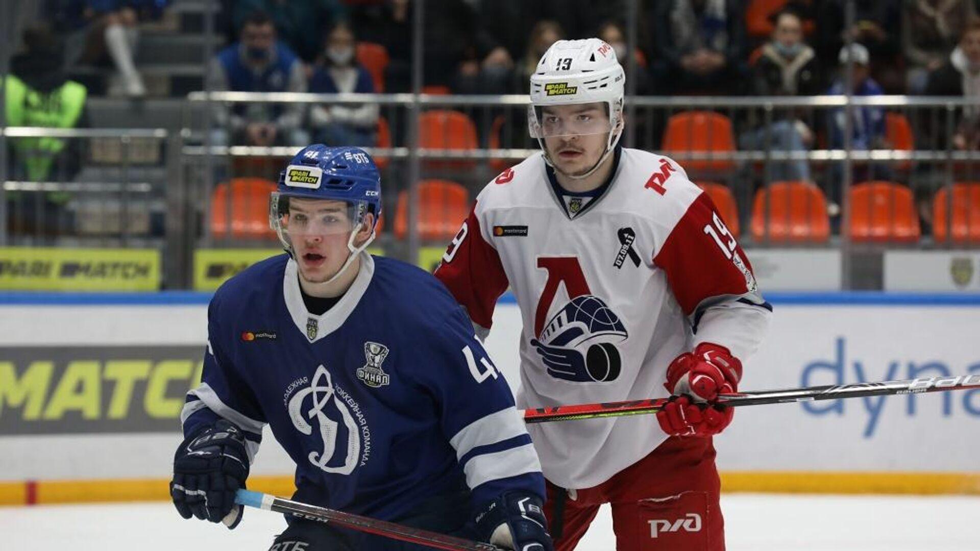 Даниил Парамонов и Илья Николаев - РИА Новости, 1920, 23.04.2021