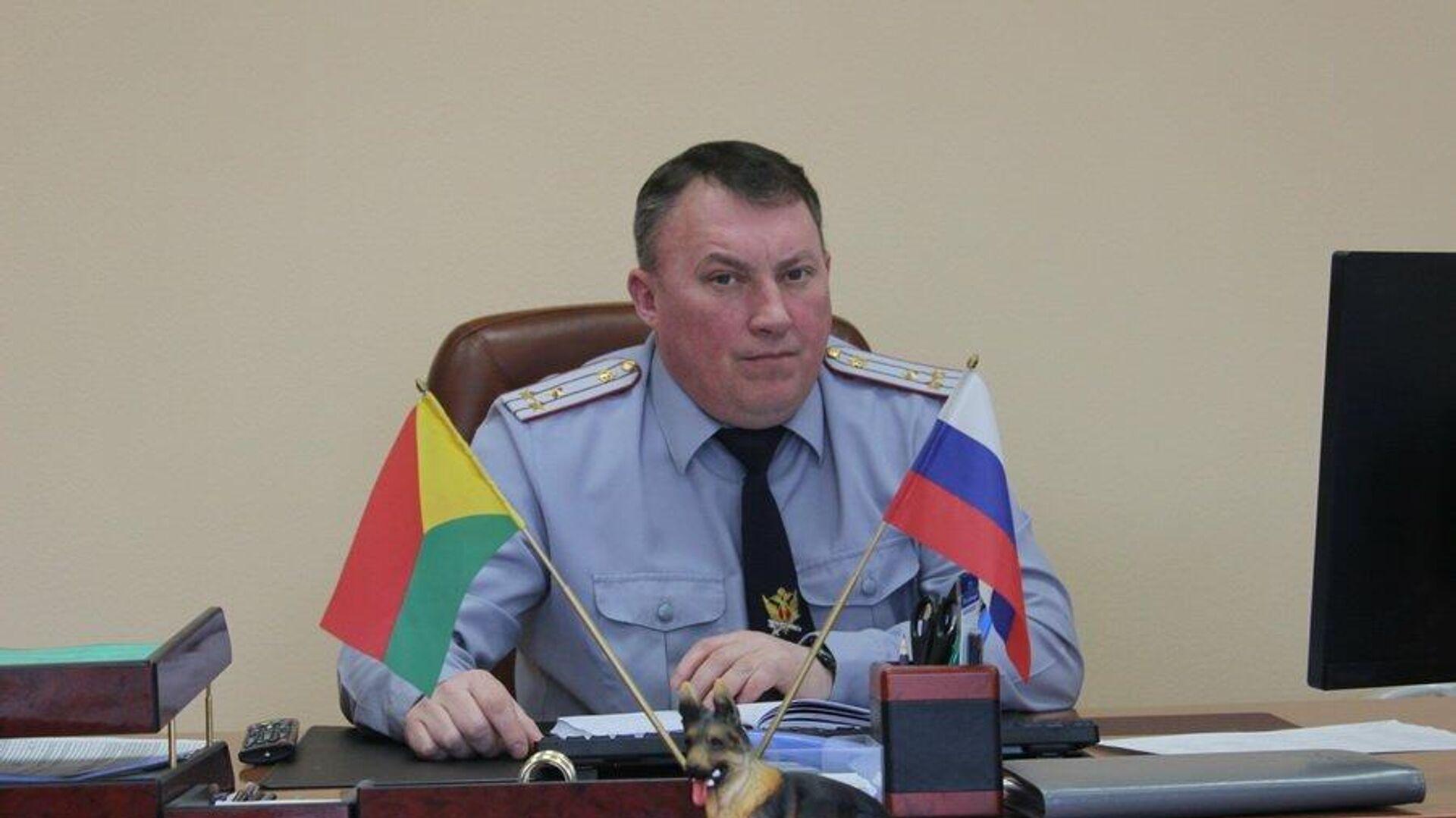 ФСИН раскрыла детали убийства руководителя главка по Забайкалью