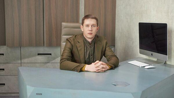 Генеральный директор группы компаний Портновская мануфактура Shishkin Дмитрий Шишкин