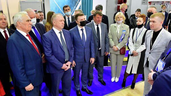На выставке Нефтегаз-2021 представлено 23 страны