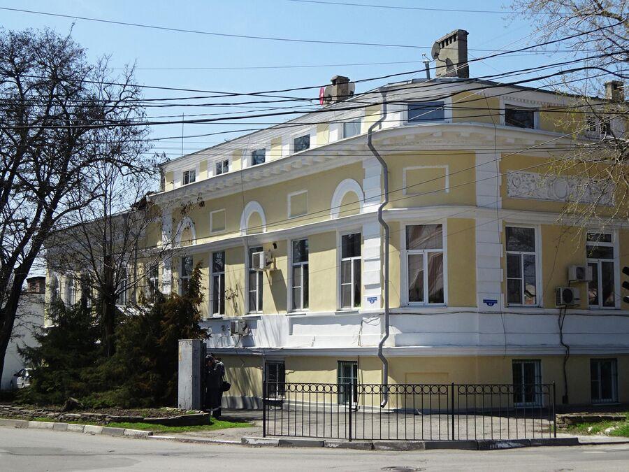 Дом Ильи Алфераки