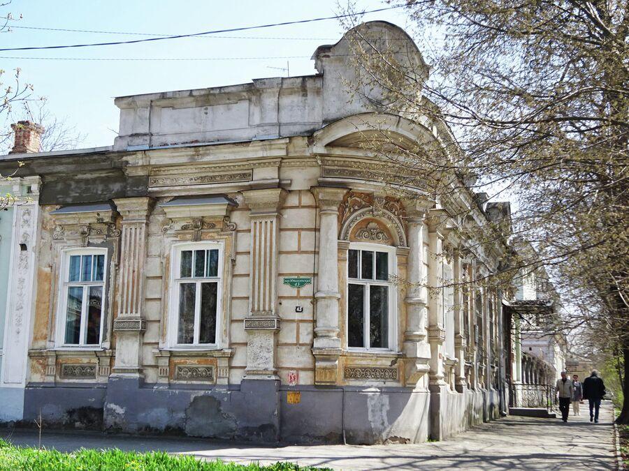 Дом Павла Шедеви