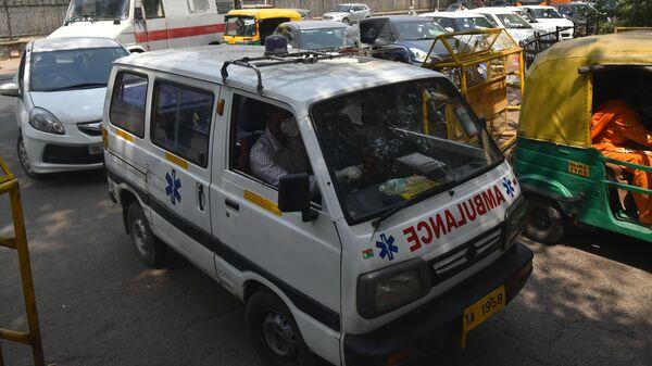 В Индии за сутки выявили более 392 тысяч случаев заражения коронавирусом