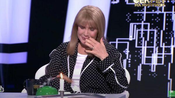 Елена Проклова в передаче Секрет на миллион