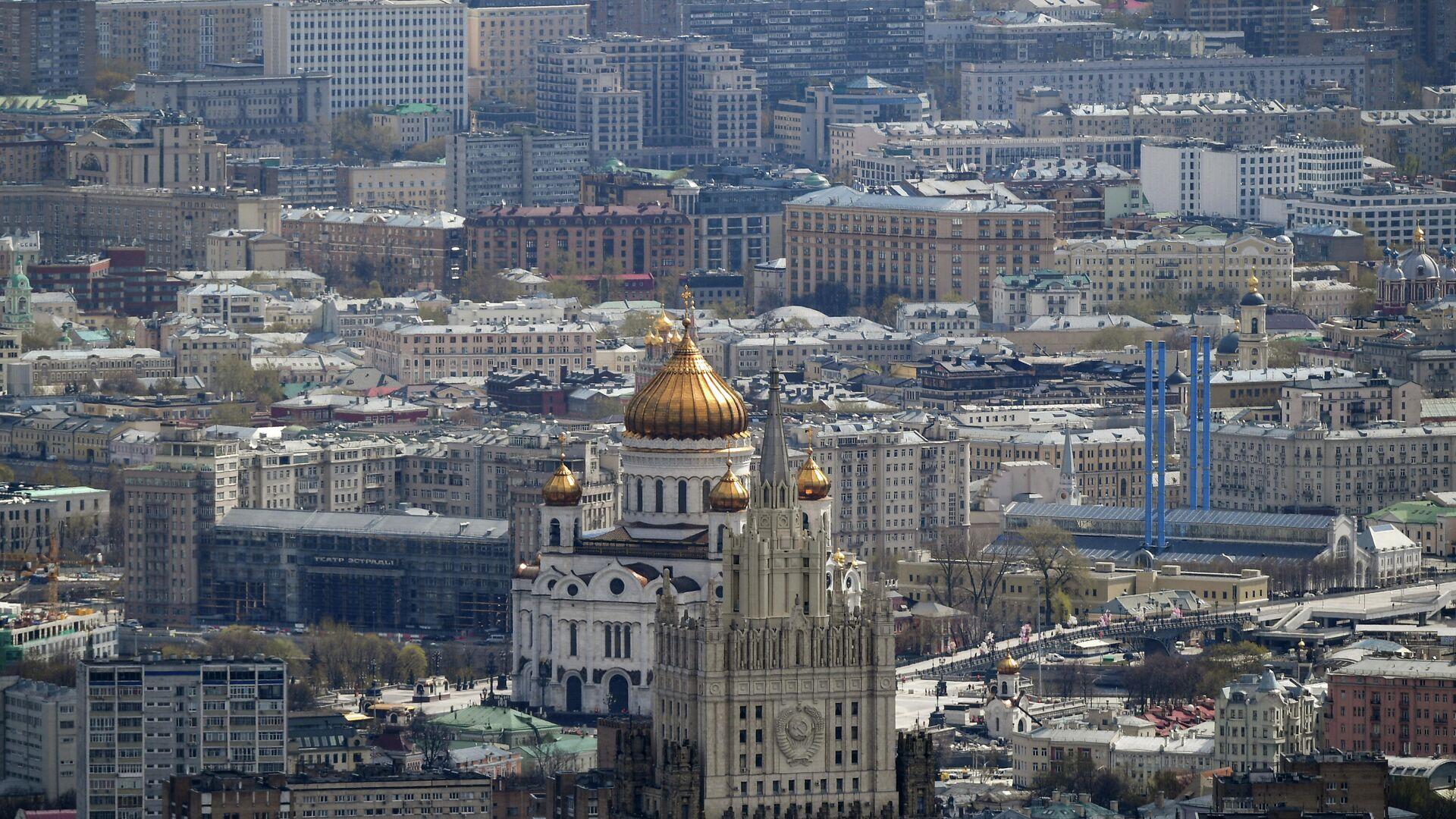 Виды Москвы - РИА Новости, 1920, 05.05.2021