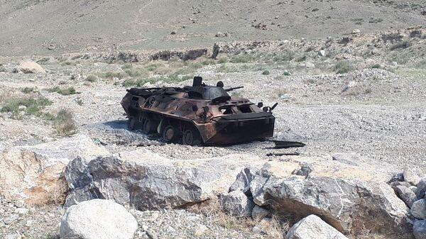 Киргизия и Таджикистан договорились активизировать описание границы