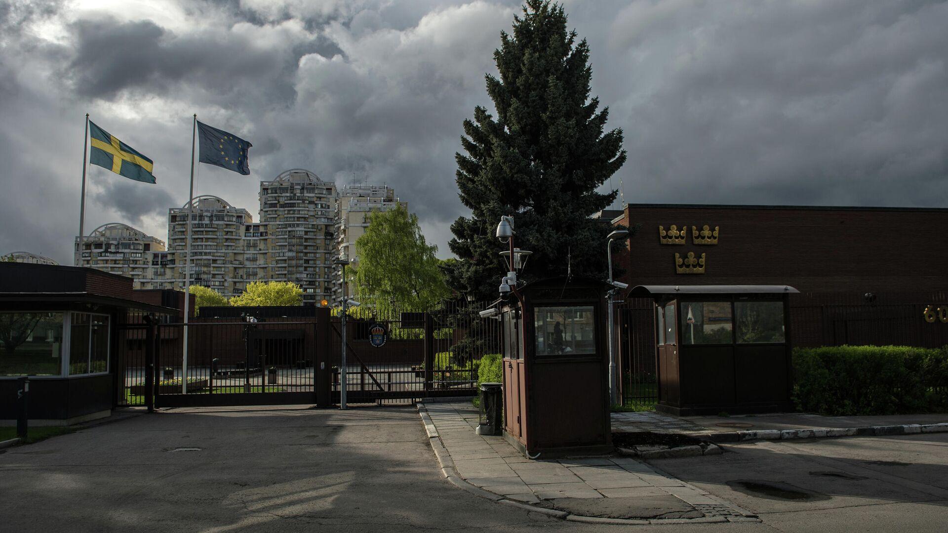 Посольство Швеции в РФ в Москве - РИА Новости, 1920, 12.05.2021