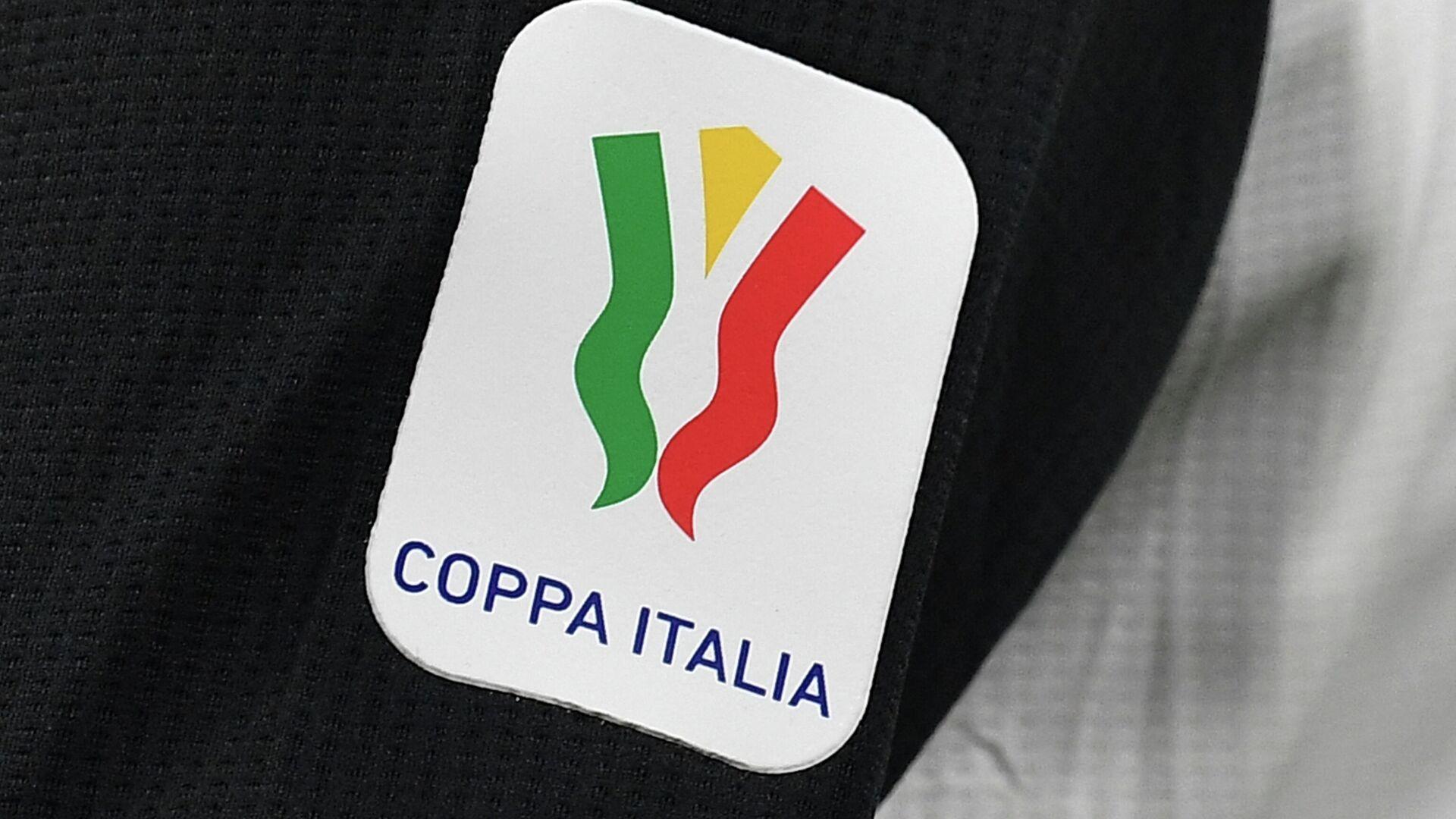 Логотип Кубка Италии по футболу - РИА Новости, 1920, 05.05.2021