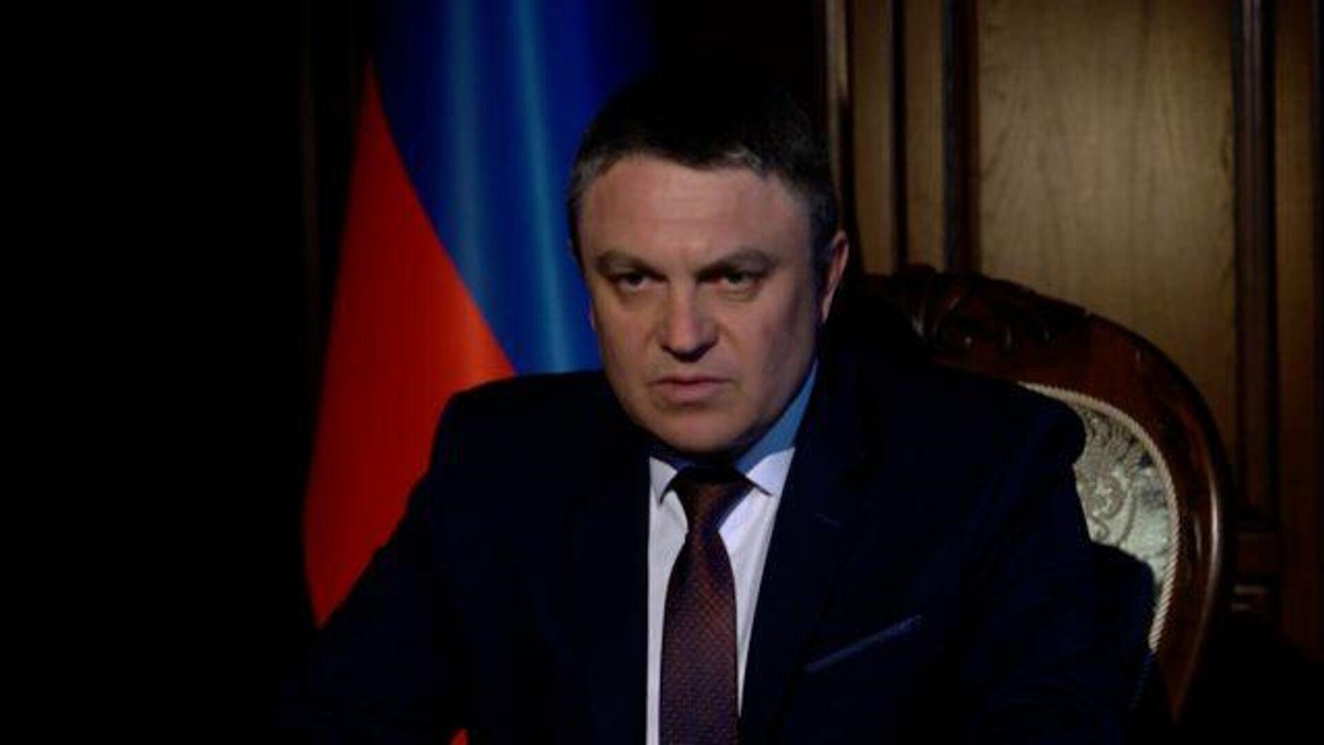 Это не отвечает интересам США – Пасечник о прекращении войны на Донбассе - РИА Новости, 1920, 06.05.2021