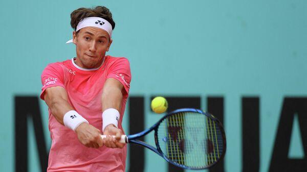Теннисист Каспер Рууд (Норвегия)