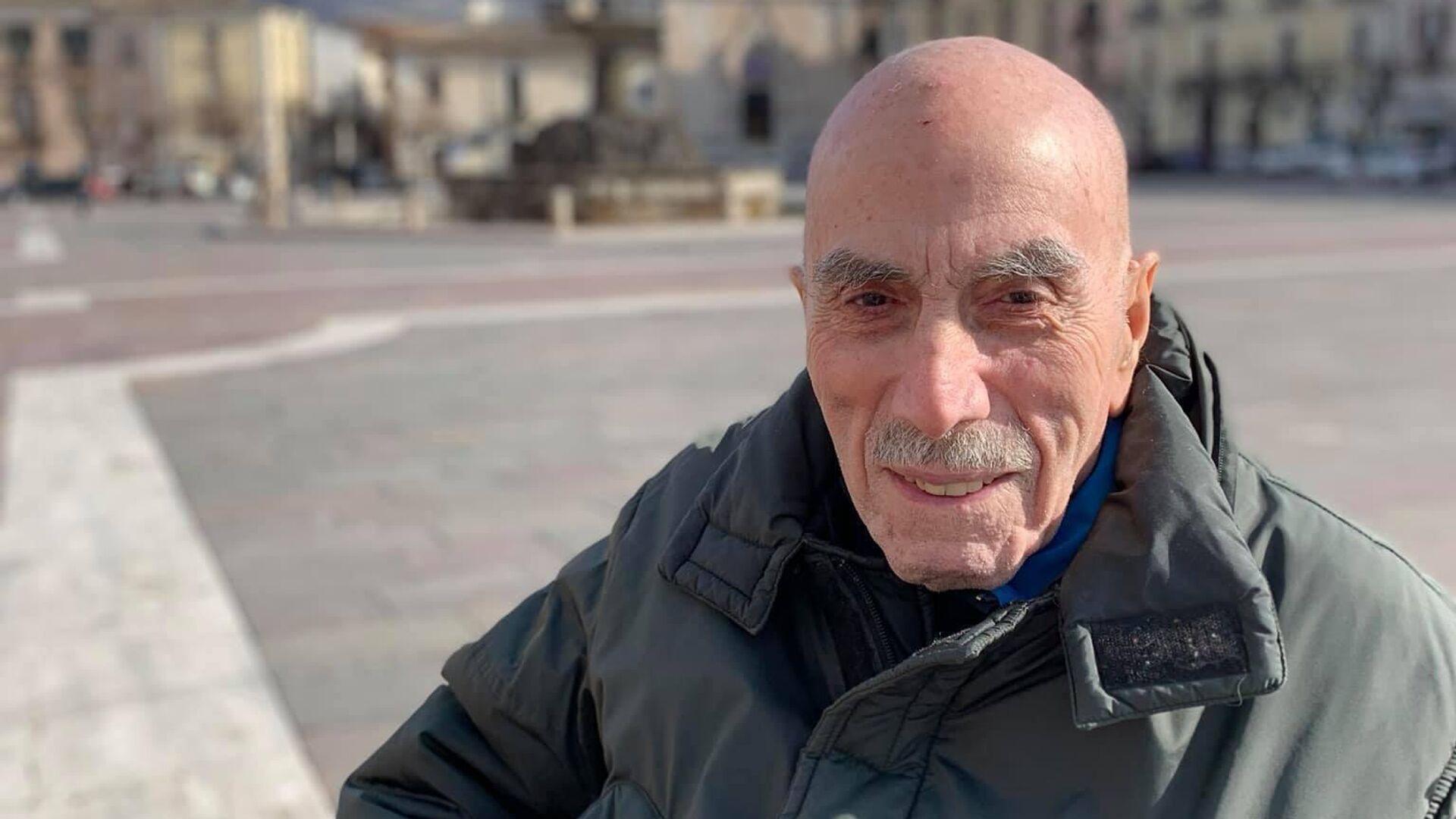 Участник итальянского движения Сопротивления Джилберто Малвестуто - РИА Новости, 1920, 08.05.2021