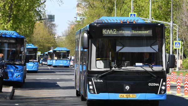 ОНФ выявил нарушения при организации работы общественного транспорта