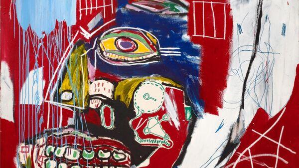 Картина Жана-Мишеля Баския In this Case