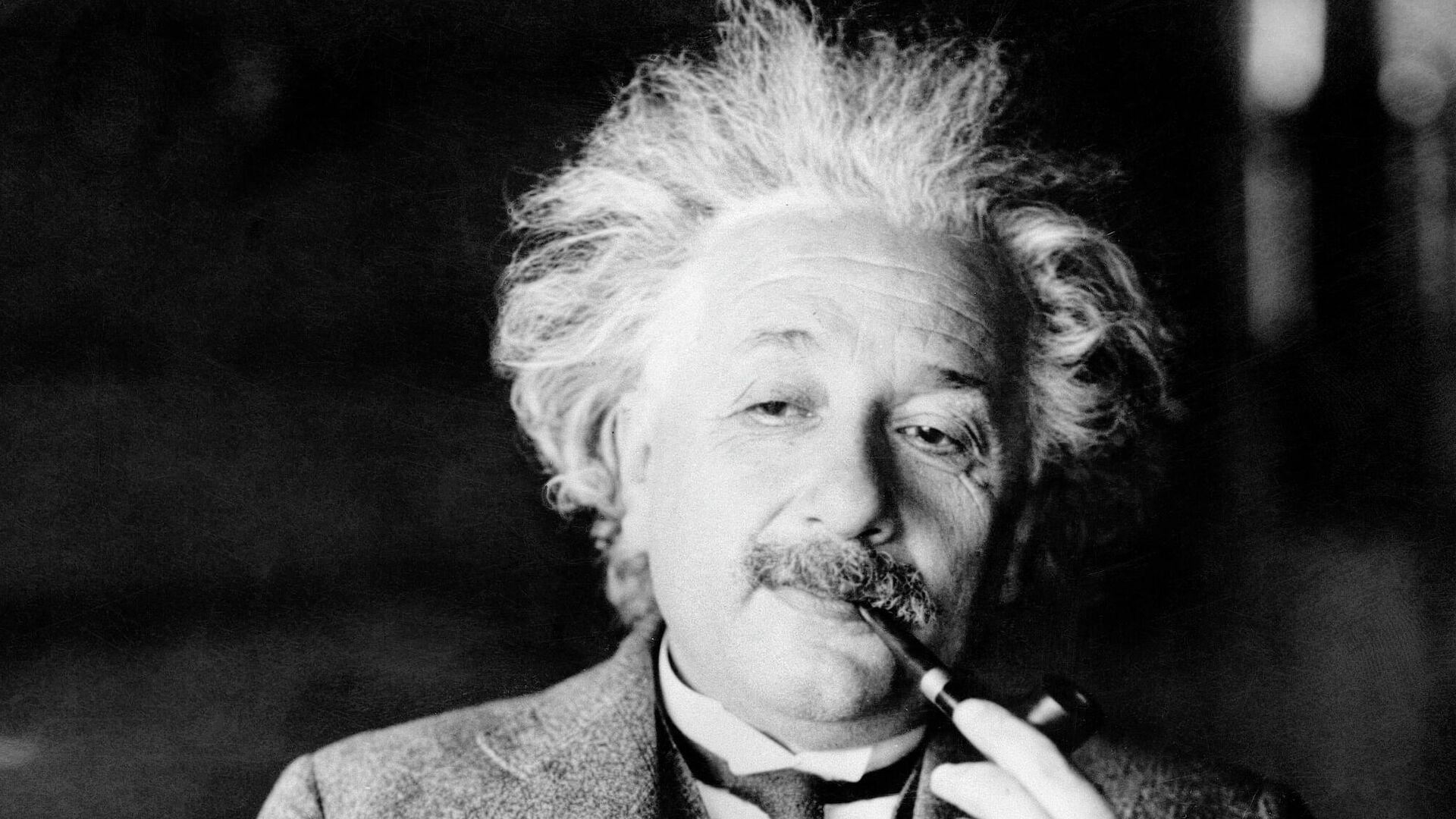 Альберт Эйнштейн - РИА Новости, 1920, 13.05.2021