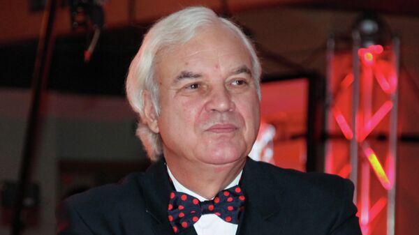Телеведущий и журналист Владимир Молчанов