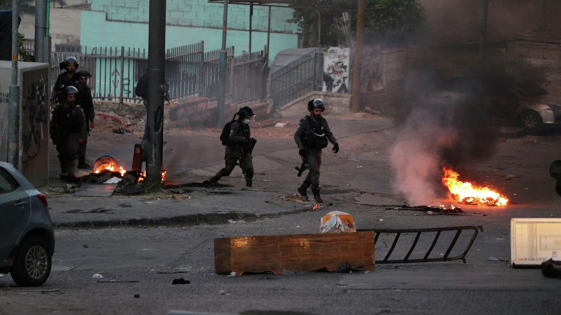 ХАМАС перечислил требования для прекращения эскалации с Израилем