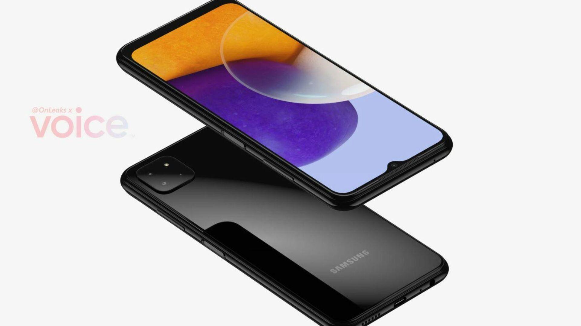 Samsung выпустит бюджетный смартфон Galaxy A22 с поддержкой 5G