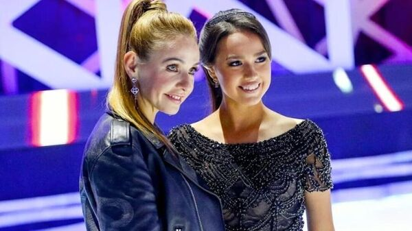 Татьяна Навка и Алина Загитова