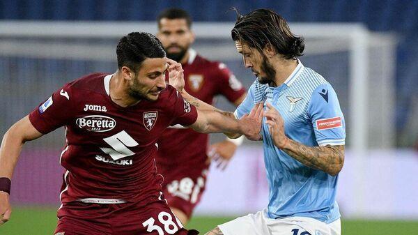 Эпизод матча Лацио - Торино