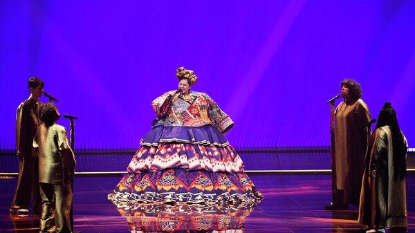 Репетиция первого полуфинала конкурса Евровидение-2021