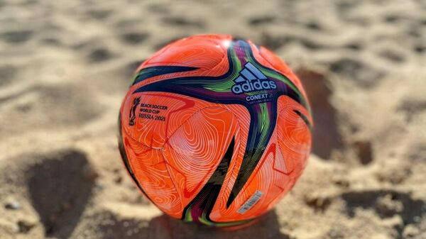 Официальный мяч чемпионата мира по пляжному футболу 2021 года