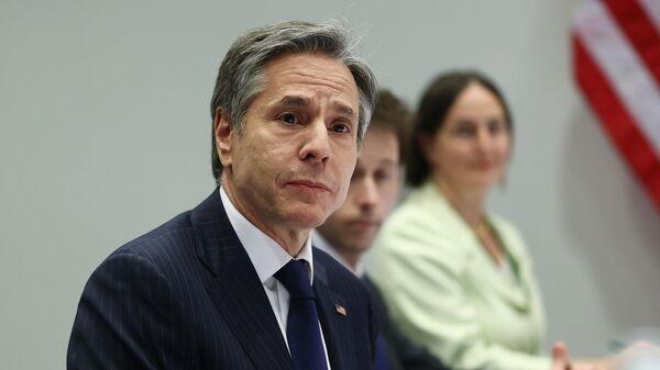 Госсекретарь США прокомментировал возможность вступления Украины в НАТО