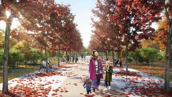 Парк им. Декабрьского вооруженного восстания