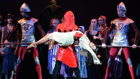 XXIX Международный фестиваль классического балета имени Рудольфа Нуриева