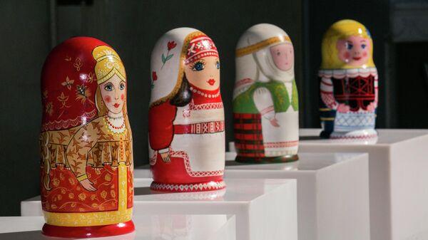 Выставка Миссия Матрешки во Всероссийском музее декоративного искусства