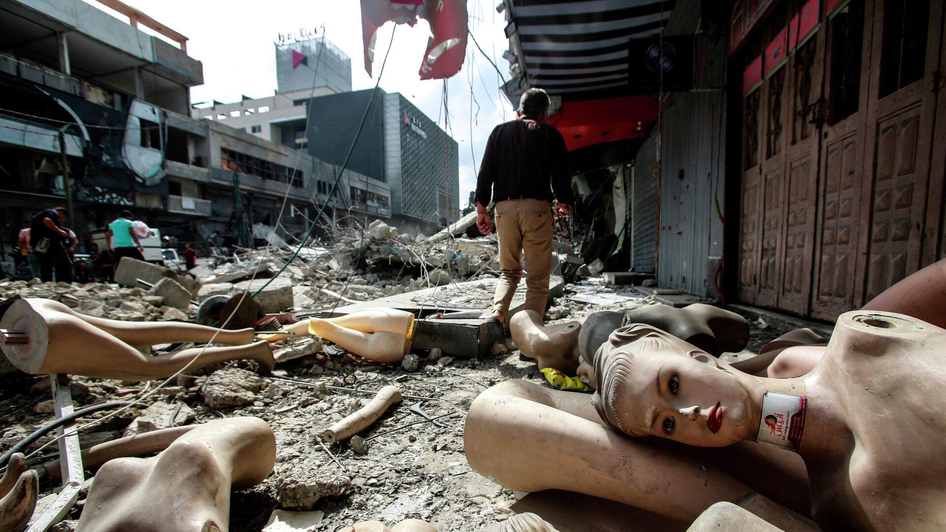 В МИД рассказали об объемах гуманитарной помощи Палестине