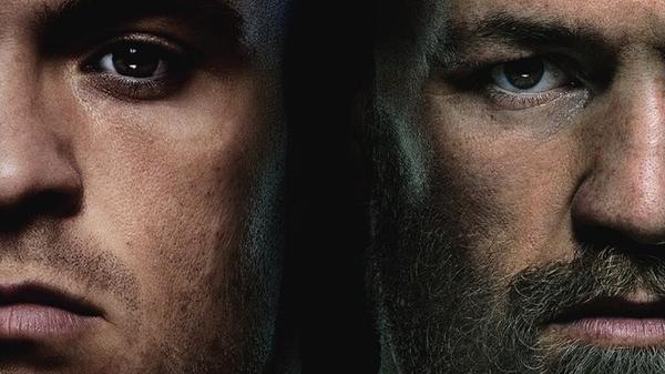 Постер UFC 264