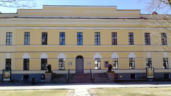 Главное здание Новгородского музея-заповедника