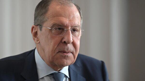 Лавров заявил, что Россия не потерпит нравоучений и ультиматумов