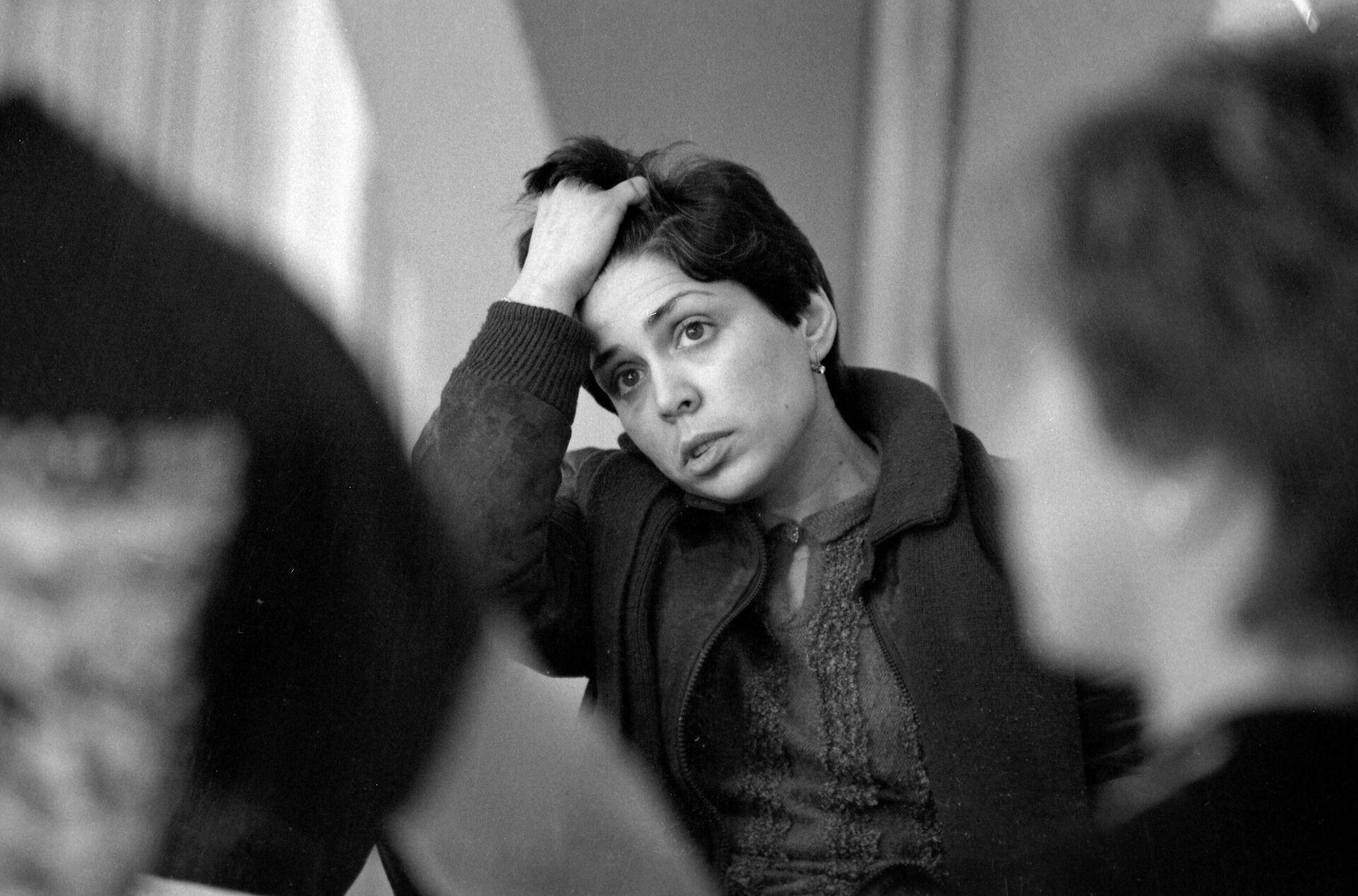 Ирина Роднина. Архивное фото - РИА Новости, 1920, 24.05.2021