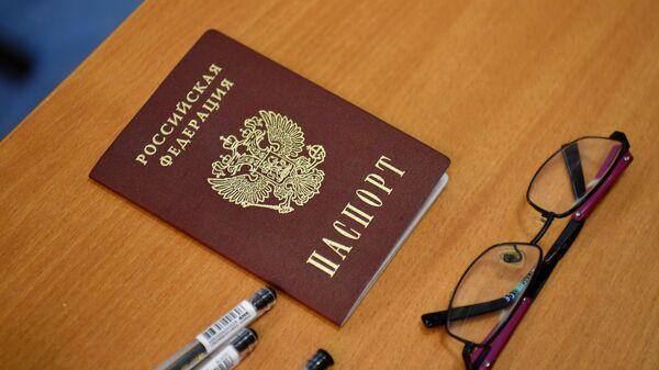 Паспорт ученика во время государственного выпускного экзамена