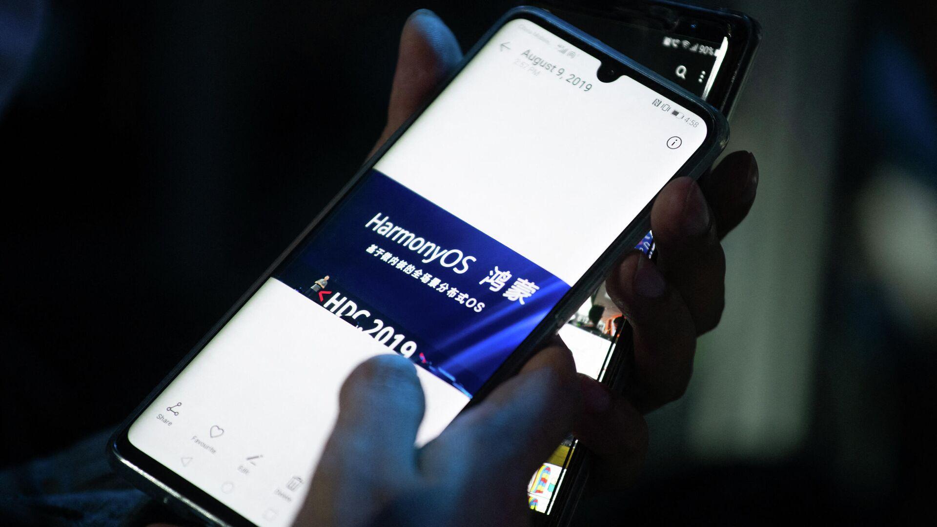 Huawei откажется от американской операционной системы