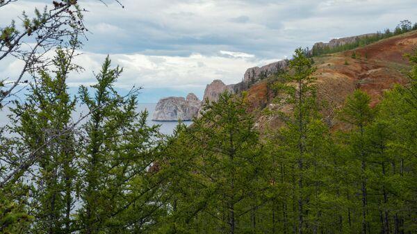 Озеро Байкал