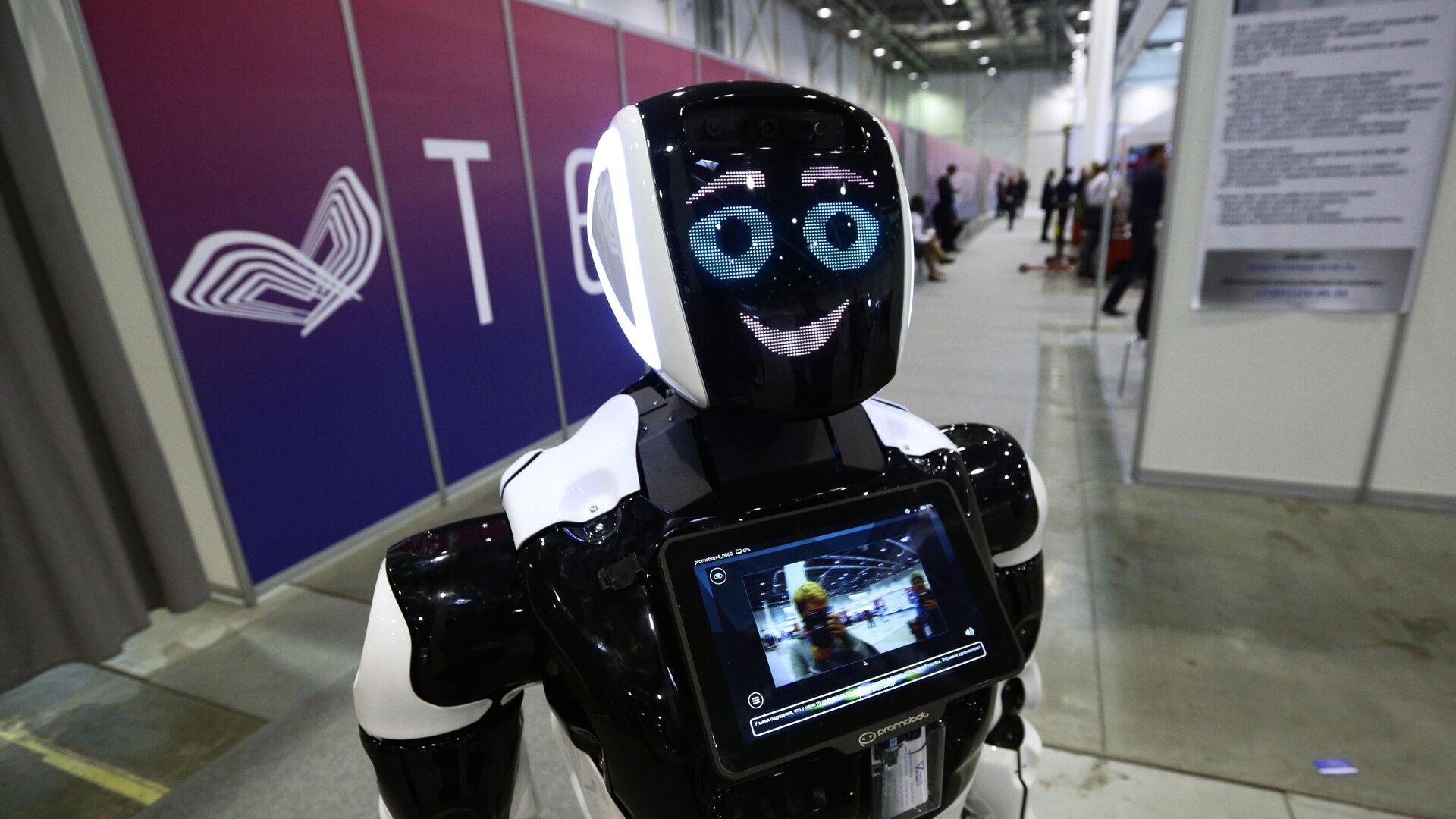 В России испытали робота, способного преодолеть 100 километров