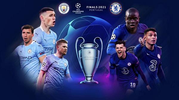 Финал Лиги чемпионов УЕФА 2021