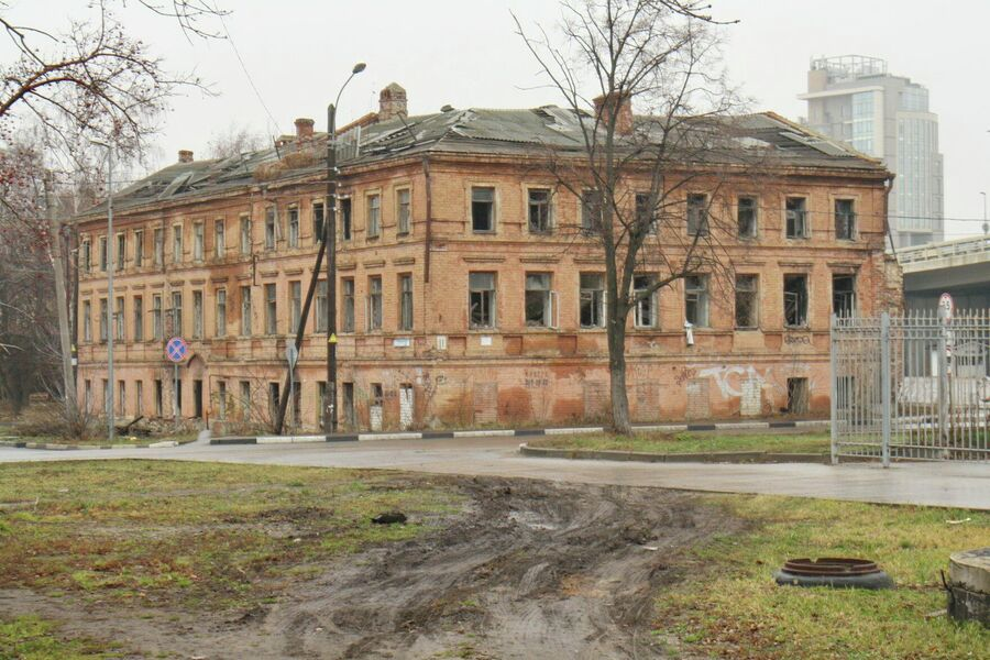 Доходный дом З.Г. Вяхиревой в Канавино