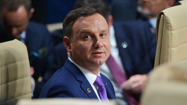 Звуки Дуды. Президент Польши воспользовался правом хамить России