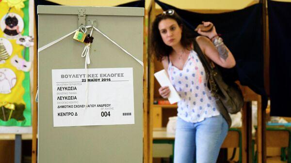 Парламентские выборы на Кипре