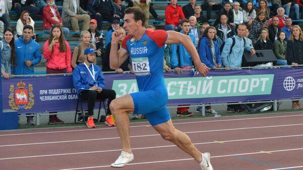 Сергей Шубенков